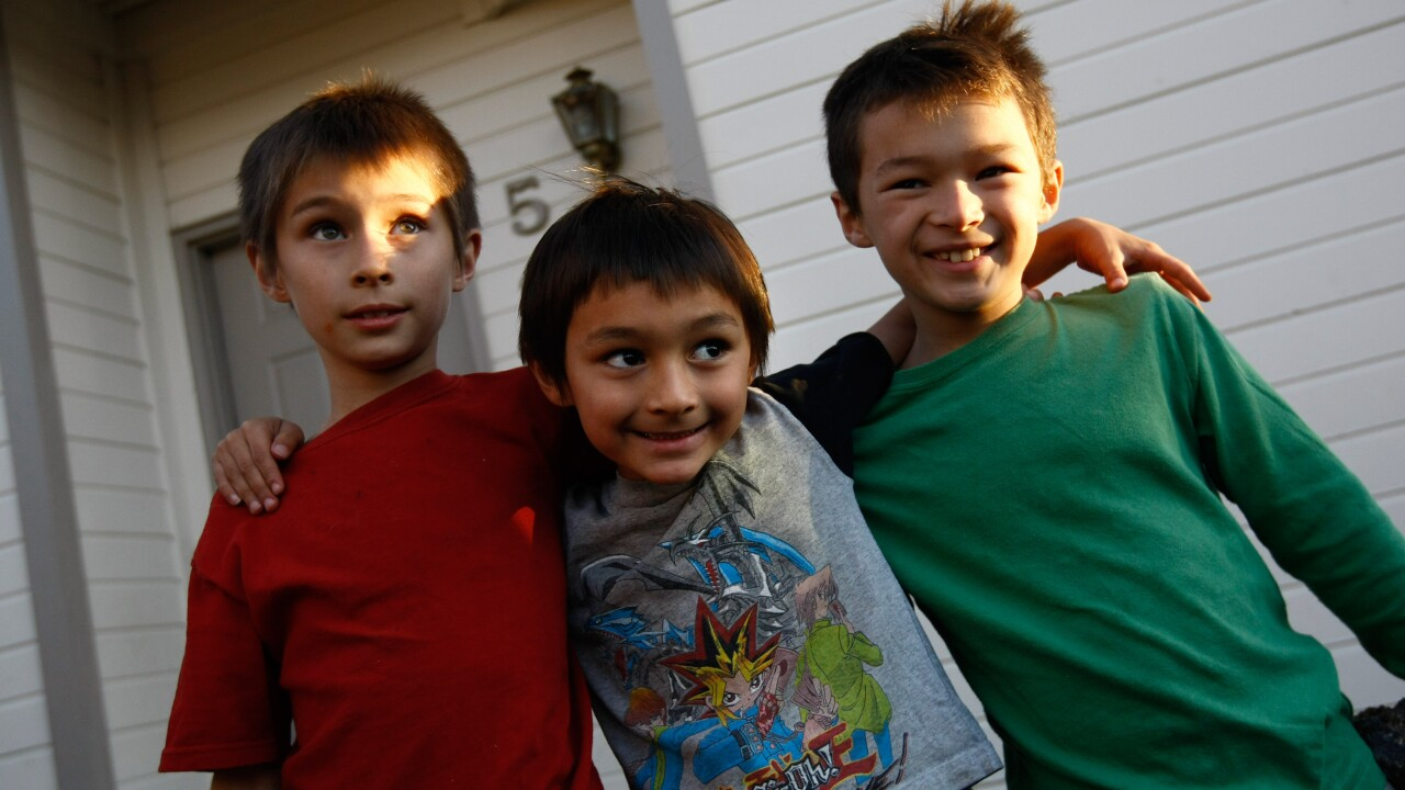Boy Feared Aloft In Balloon Found Safely At Home