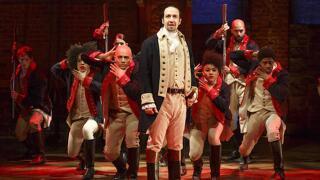 'Hamilton' leads Tony Awards nominations