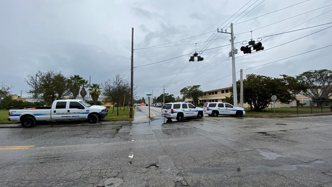 Multiple people shot Saturday in Riviera Beach
