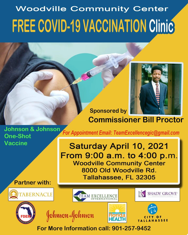 PC: Woodville Community Center