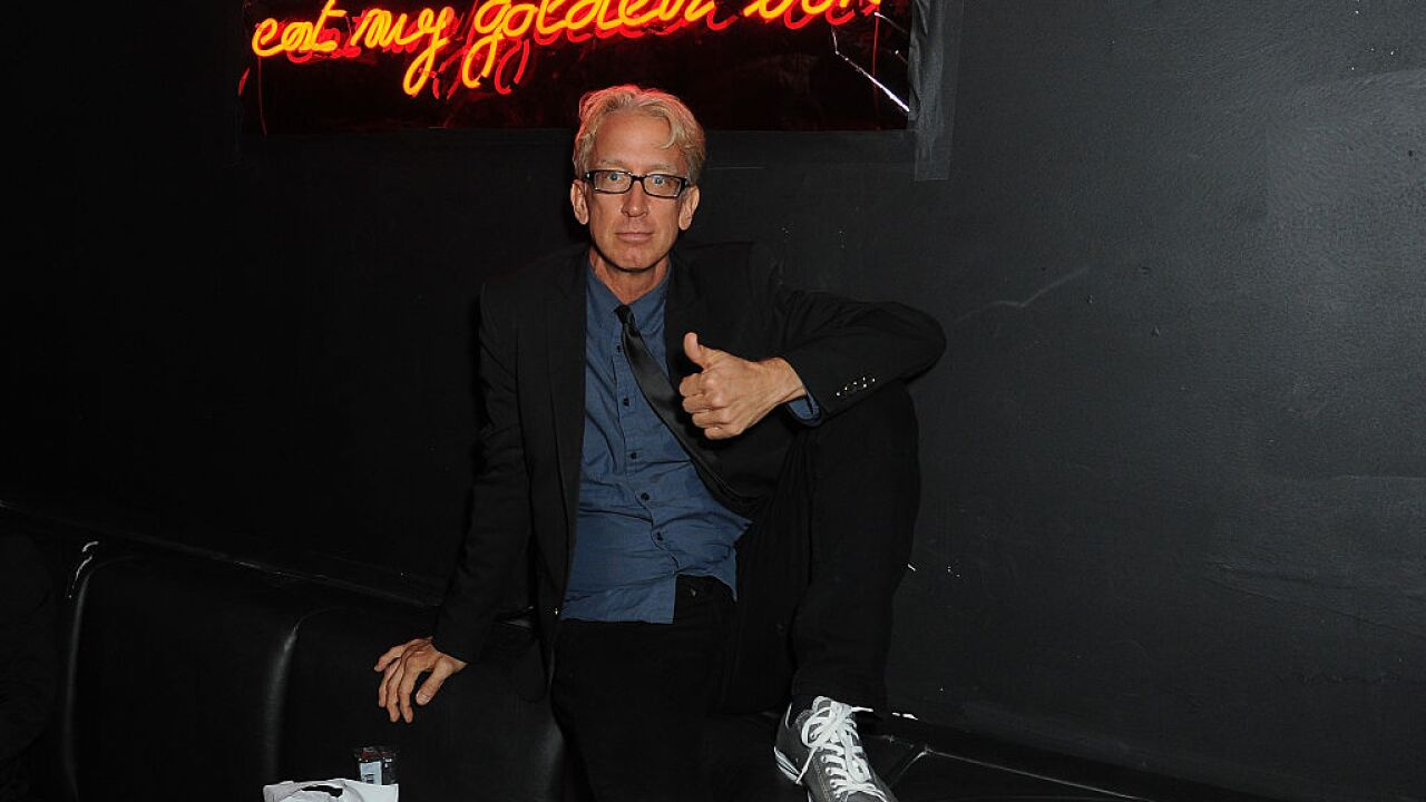Andy Dick attacked in New Orleans and police arrest suspect