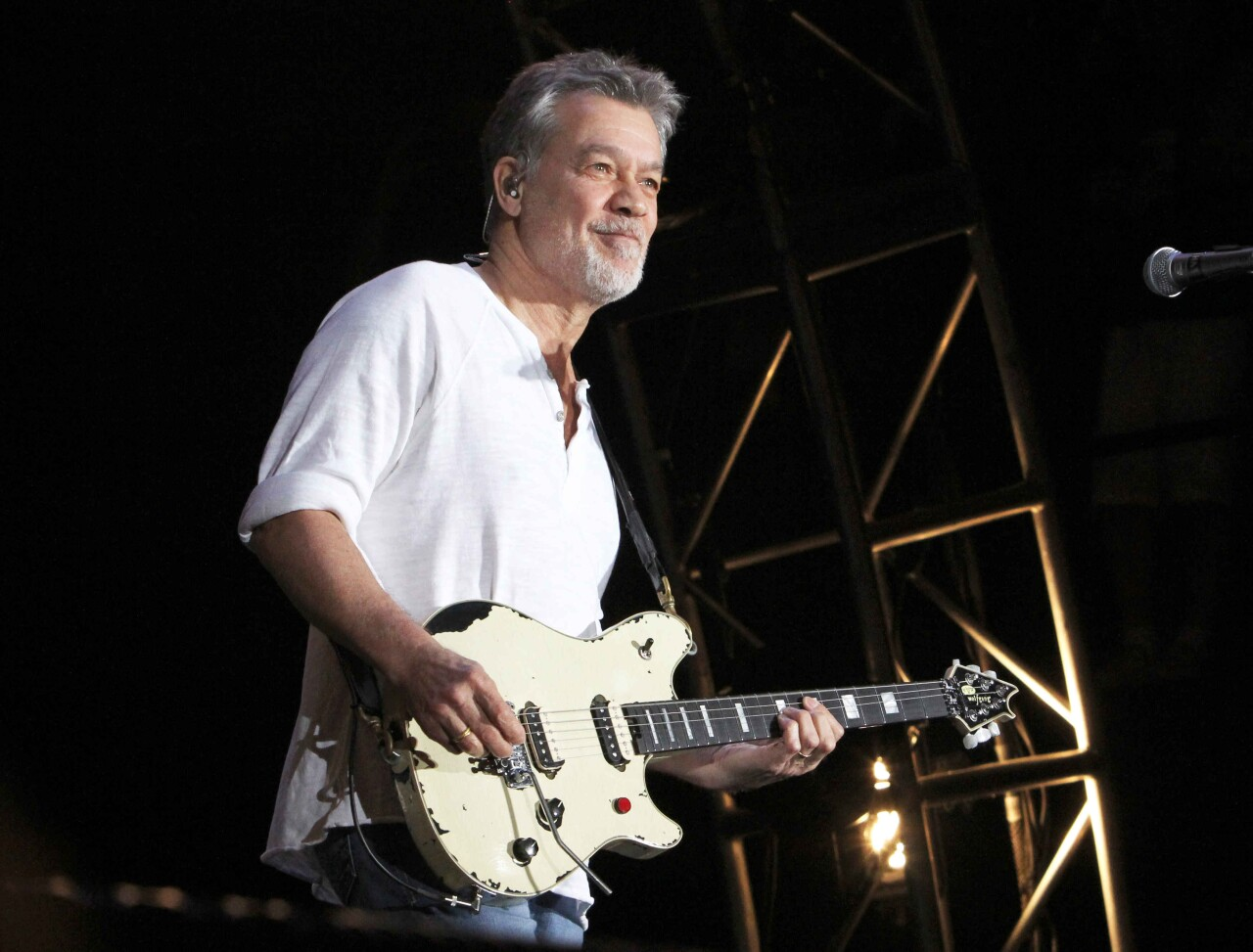 Eddie Van Halen in 2015