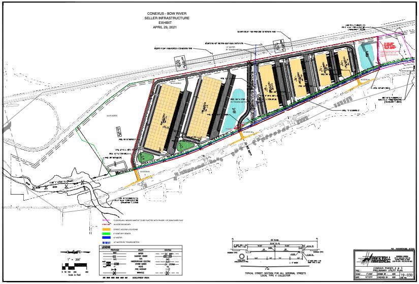 Conexus Commercial Metropolitan District - Conexus Bow River