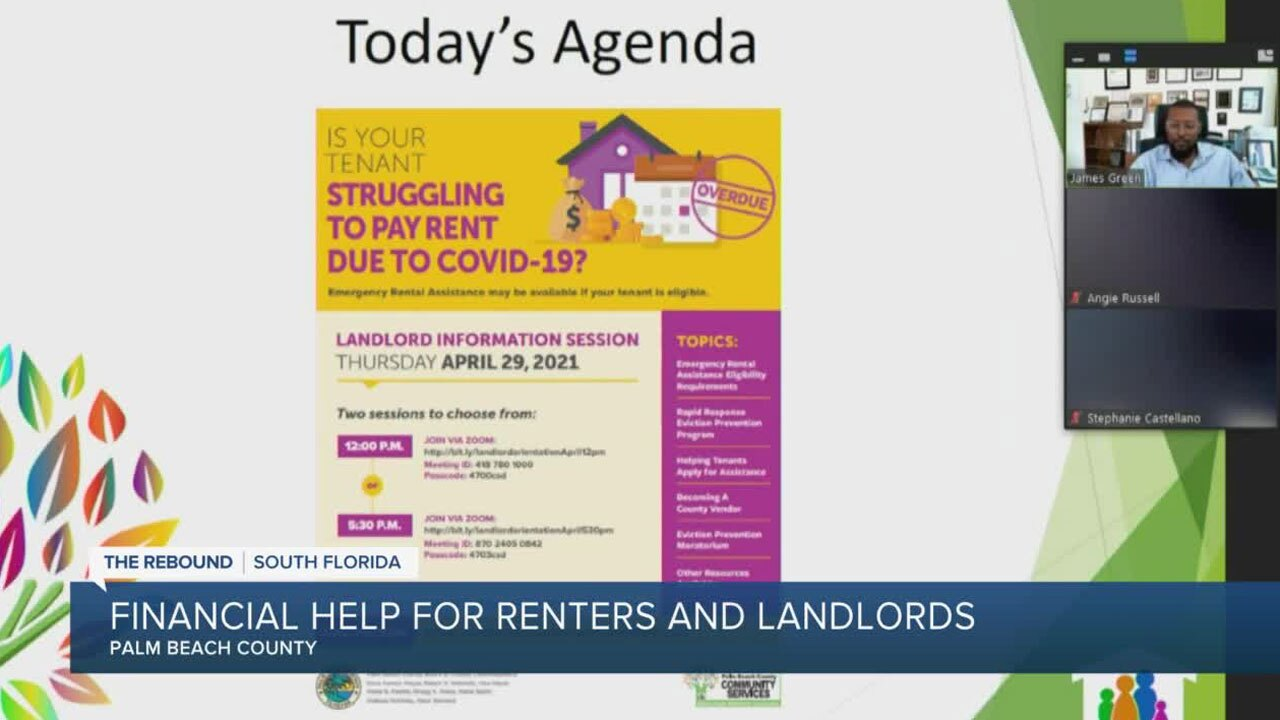 Seminar for Palm Beach County landlords held April 29, 2021
