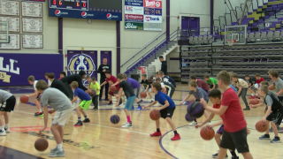 Carroll Men's Basketball hosts second New Years Eve camp