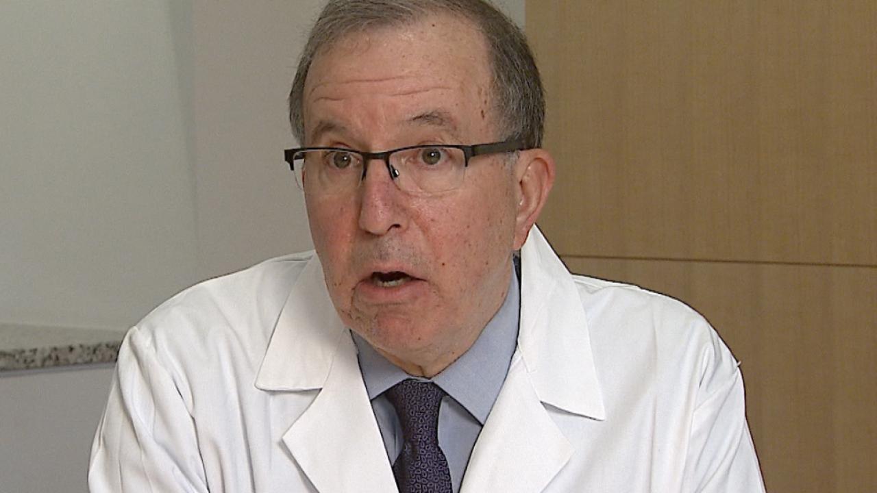 Dr. Edmund Sabanegh, President Cleveland Clinic Main Campus