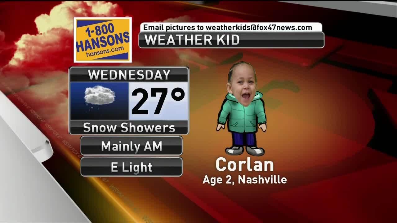weather kid - Corlan - 2/27/19