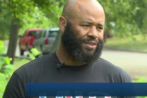 Veteran walks 1,800 miles for mental health awareness