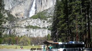 Virus Outbreak Yosemite Layoffs