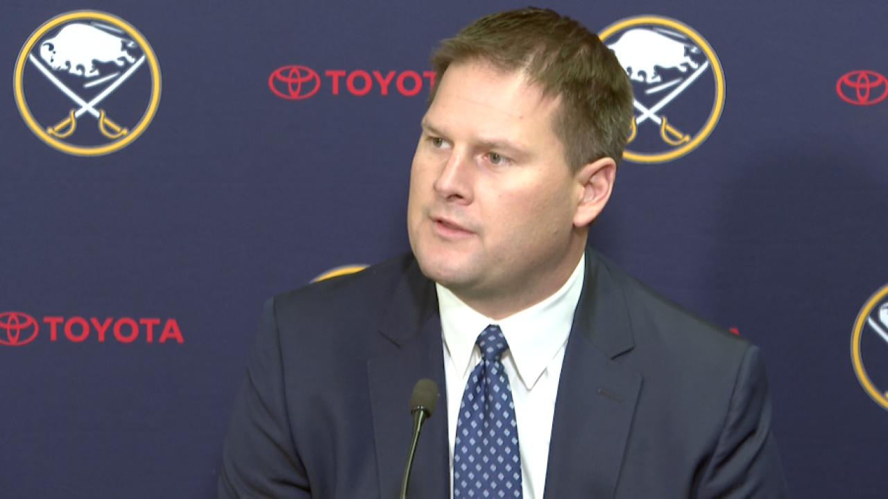 Jason Botterill on decision to fire Phil Housley