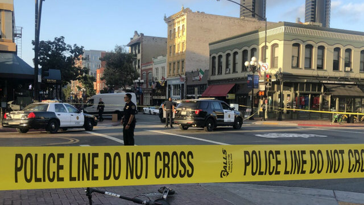 No charges filed in deadly Gaslamp shooting