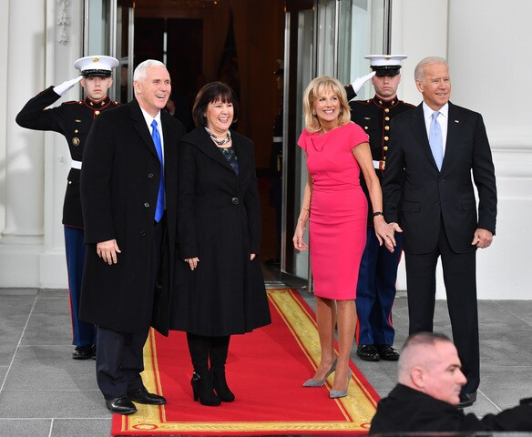 Photos of inauguration 2017 events in Washington DC