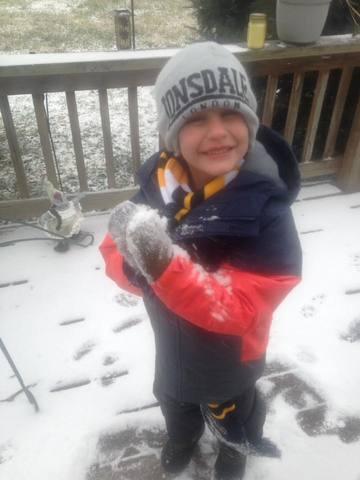 GALLERY: Kansas City gets its first major snowfall