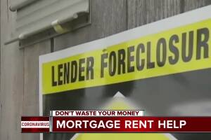 Dont Waste Your Money: Mortgage rent help
