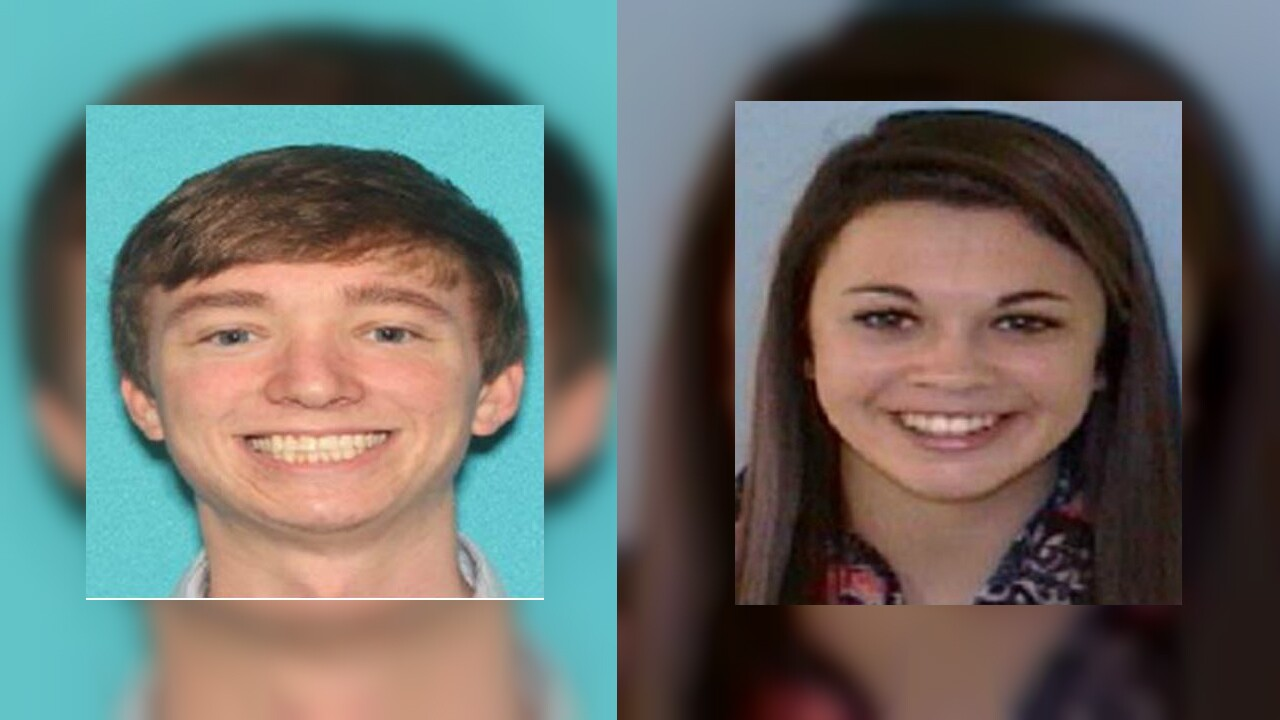 Pair sought in connection to Canon City murder found in North Carolina