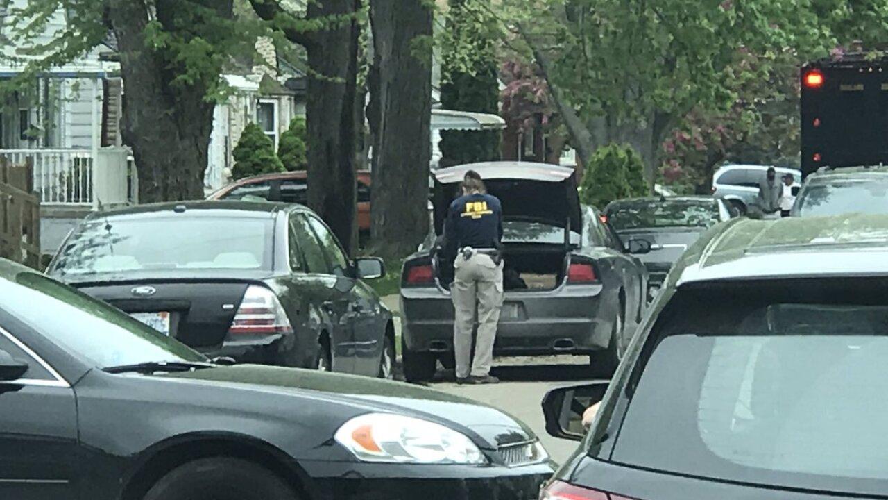 Pontiac FBI drug trafficking raid