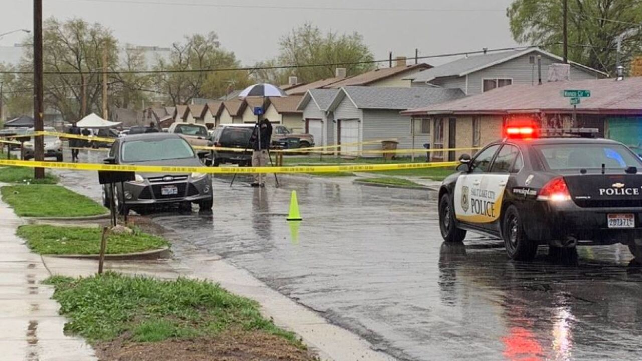 Police identify man found shot to death in SLC Monday