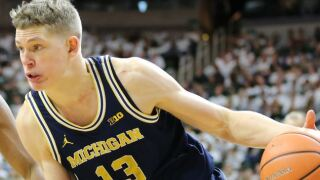 Lakers draft UM's Moritz Wagner with 25th overall pick