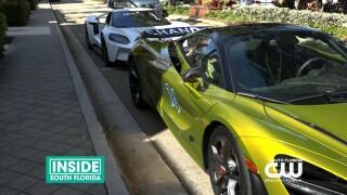 SoFlo Scene: Exotic CarShow