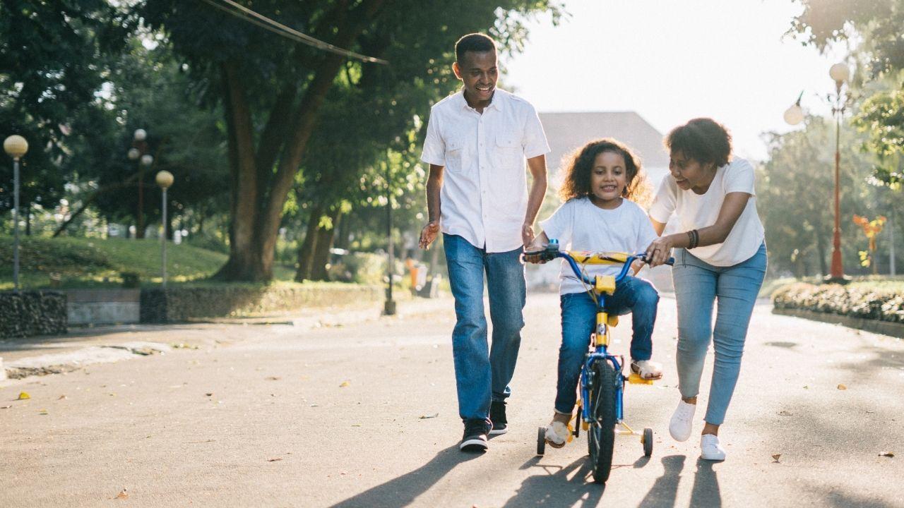 family outdoor bike generic
