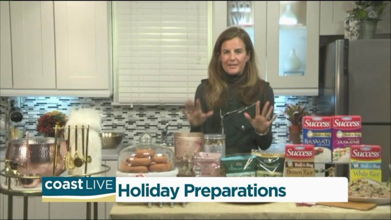 Tips and tricks for planning the perfect holiday party on CoastLive