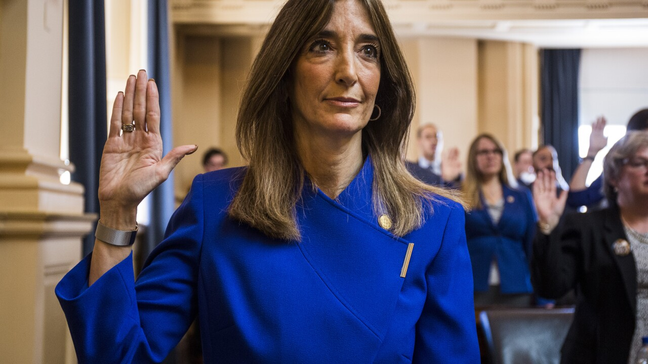 Photos: Eileen Filler-Corn becomes first woman elected Virginia House Speaker