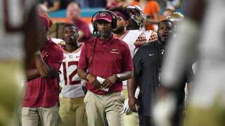 Fan post suggesting lynching of Florida State coach Willie Taggart prompts investigation
