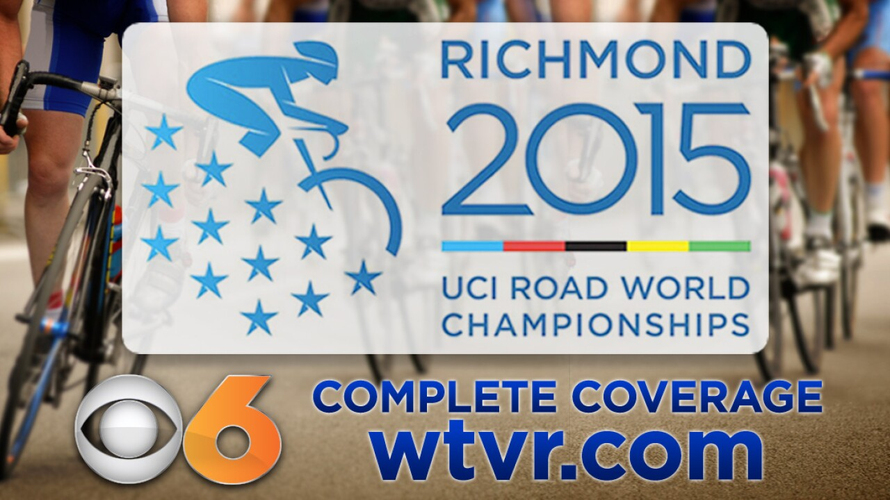 How to grab the best view during UCI Road World Championship races