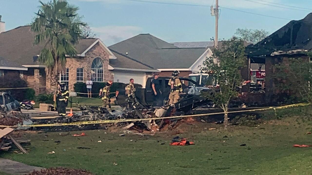 Plane Crash-Alabama
