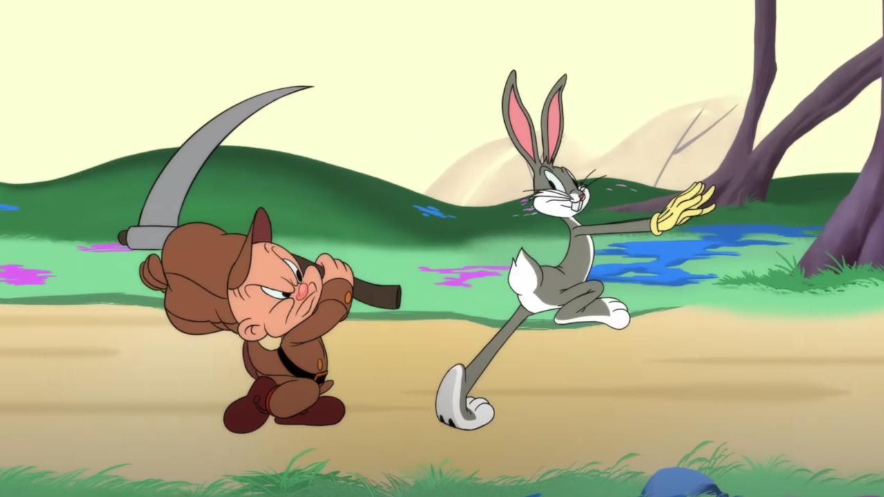 Elmer Fudd won't carry a gun in new 'Looney Tunes' episodes