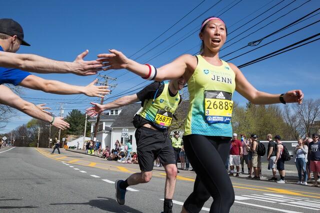 2017 Boston Marathon captured in photos