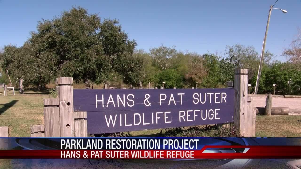 Hans & Pat Suter National Wildlife Refuge