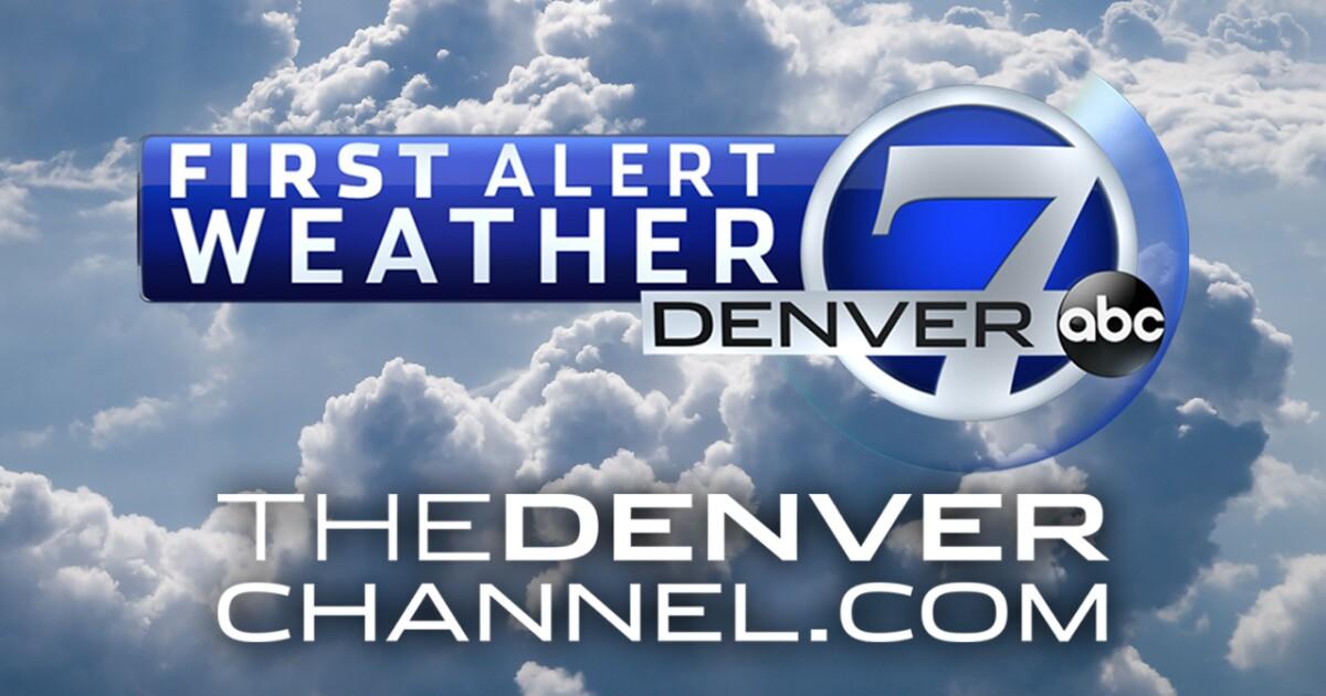 Weather | Denver7 | KMGH-TV | TheDenverChannel com