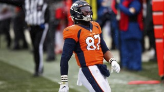 Noah Fant on Broncos' offense: 'Time to put up or shut up'