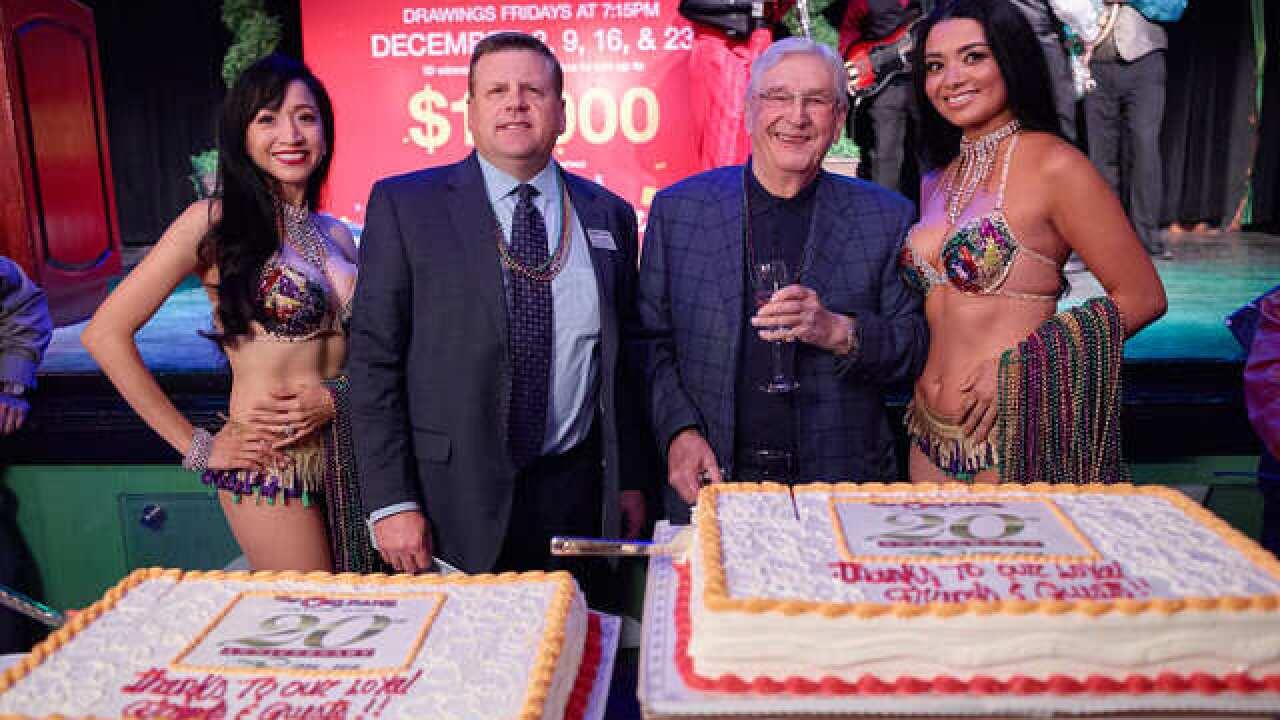 The Orleans, Gold Coast celebrate anniversaries