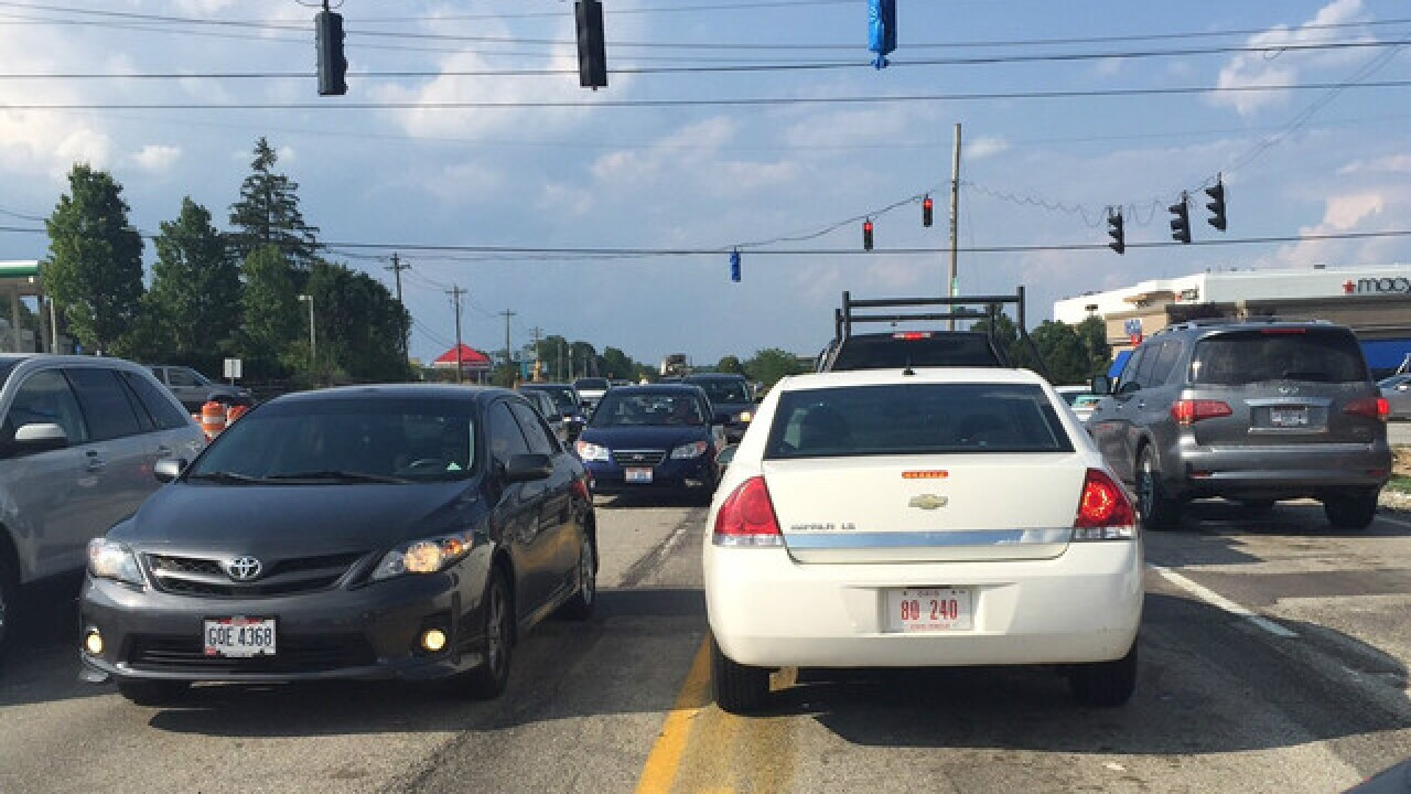 Anderson Township drivers: Relief is coming at Beechmont and Five Mile