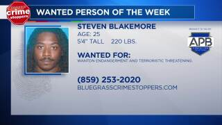 Crime Stoppers Most Wanted Person Of The Week: December 19, 2018
