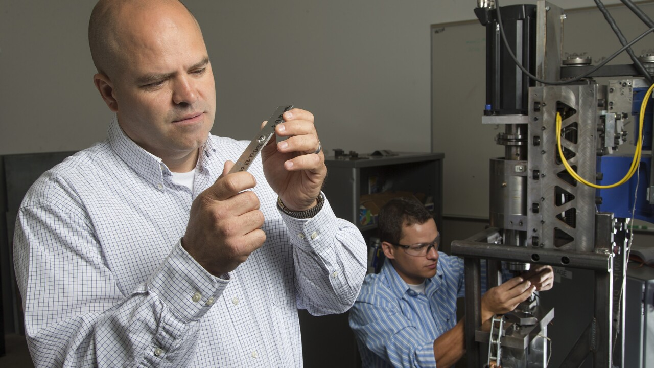 BYU professor's breakthrough could mean lighter cars, better fuel efficiency
