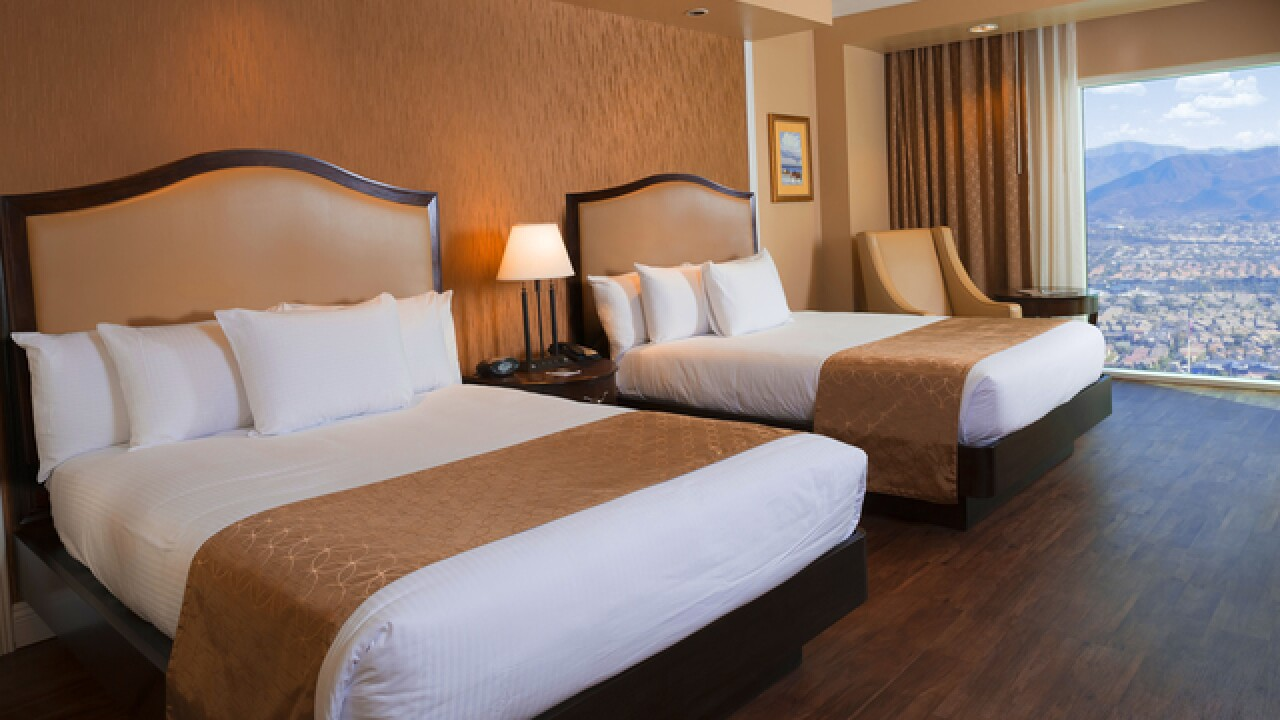South Point hotel-casino remodeling guest rooms