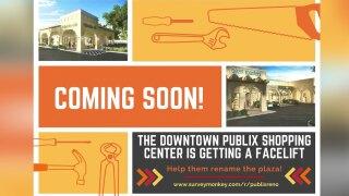 Vote for Publix plaza in Stuart's new name