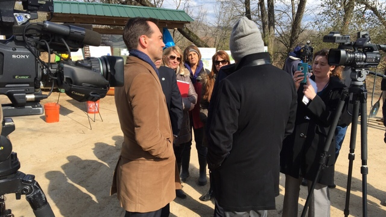 State, City Officials Face Off Over Harpeth River