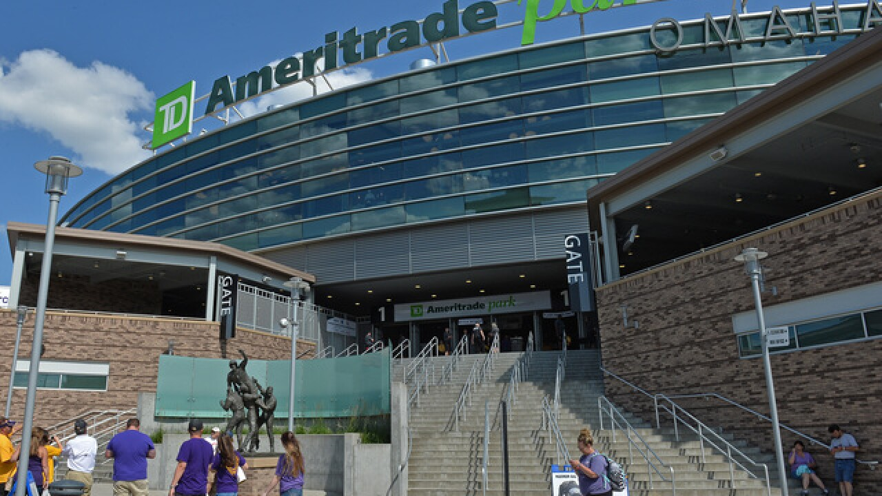 AP sources: Tigers-Royals to play in Omaha before 2019 CWS
