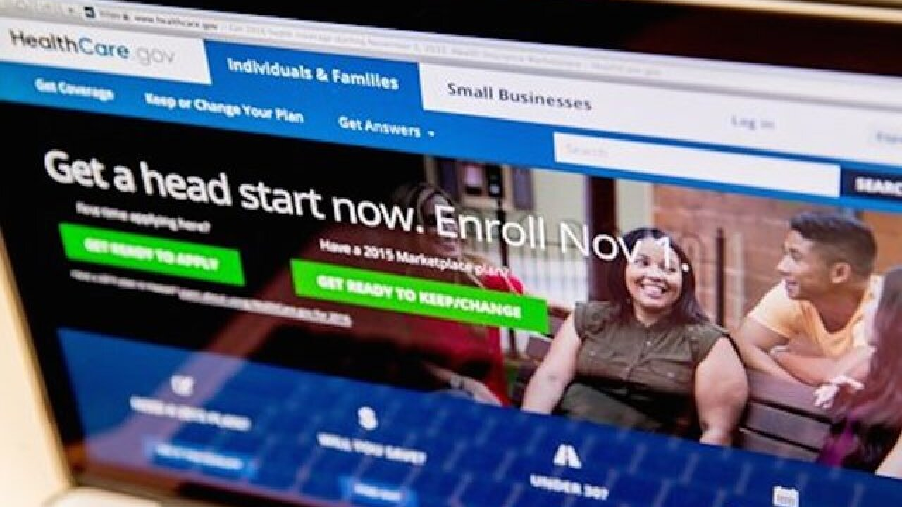 Health law fines double for many uninsured at tax time