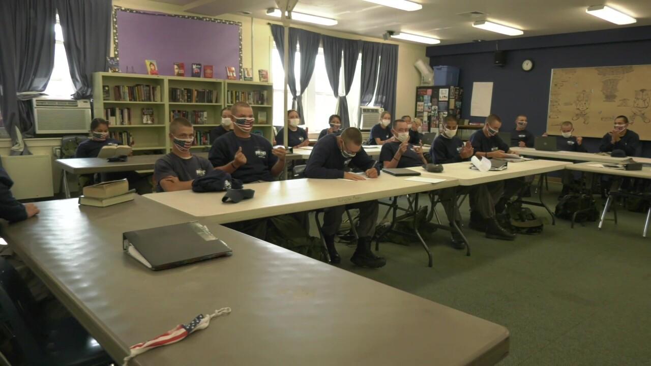 Montana Youth Challenge Academy