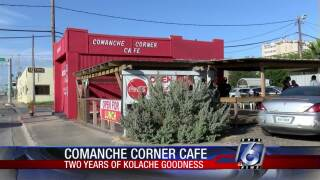 Comanche Corner Cafe celebrates second anniversary with expanded days of operation, new menu items