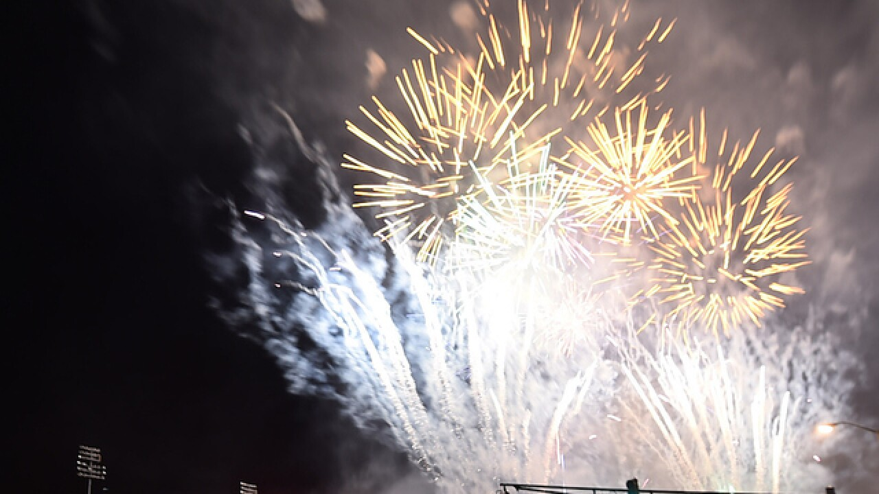 Groom arrested over New York backyard wedding fireworks