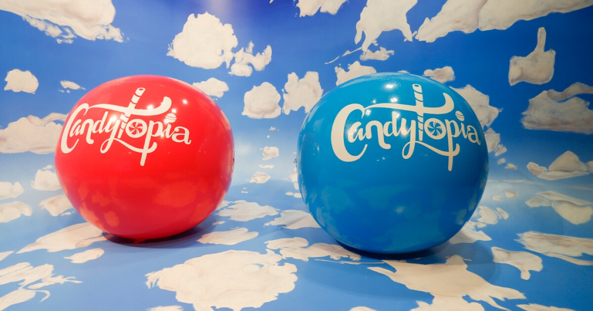 Candytopia coming to Scottsdale in October