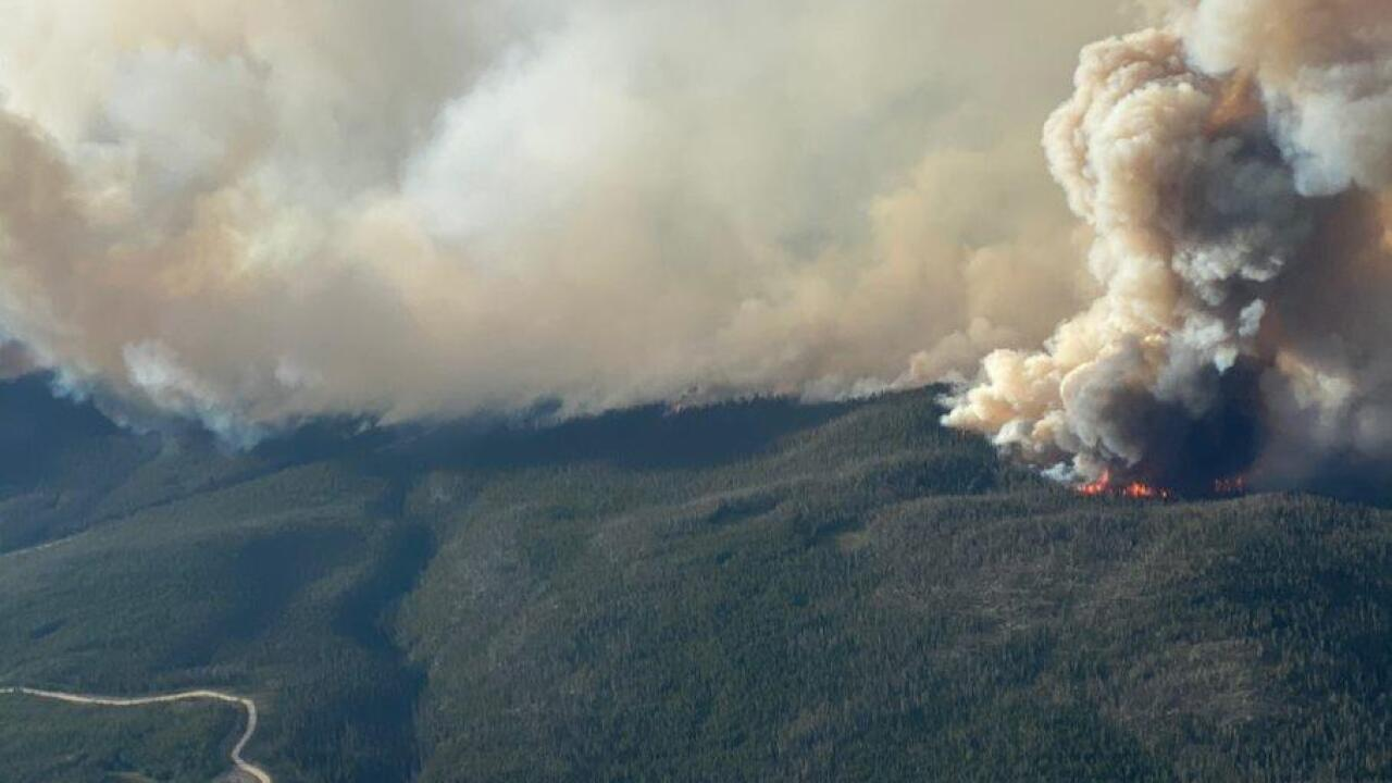 Cameron Peak Fire Grows Slightly Overnight To 16 602 Acres