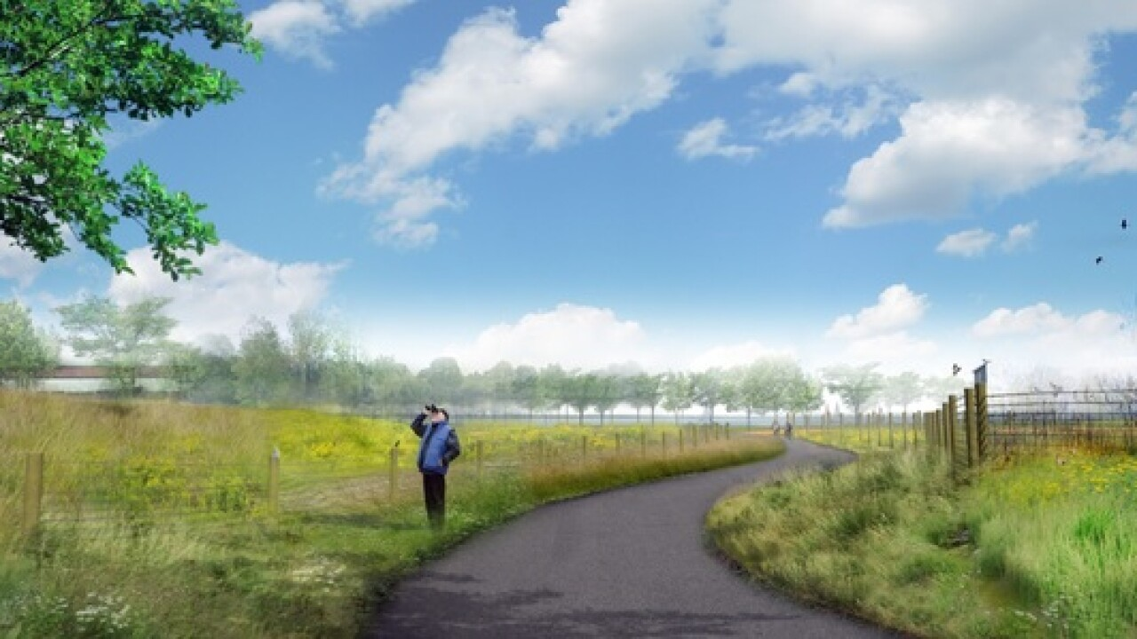 Plans for urban bike path & marina move forward