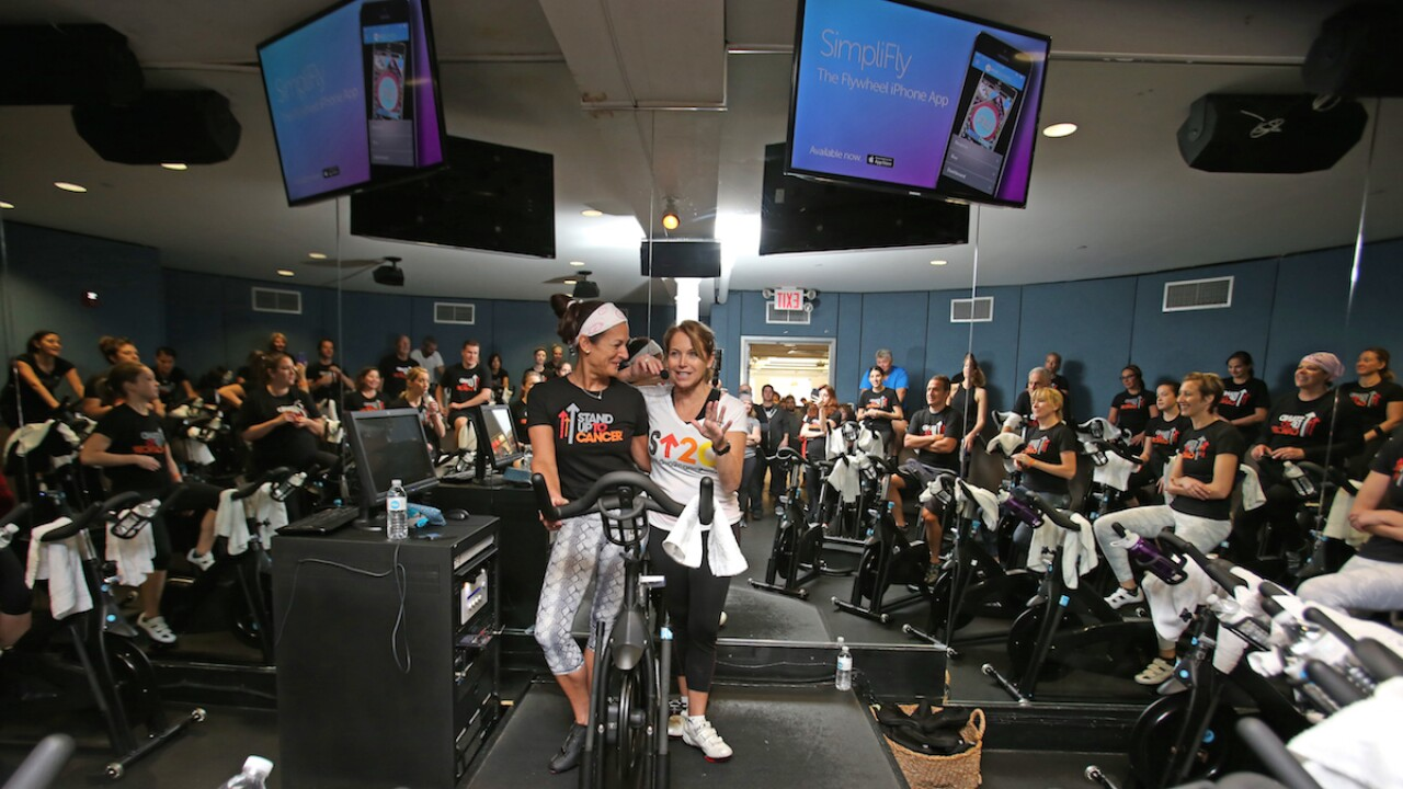 Flywheel Sports files for bankruptcy, closing all its studios